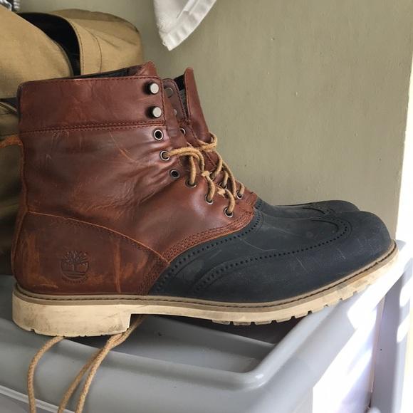 39bcc1147df Timberland Shoes   Stormbuck Waterproof 6 Duck Boots   Poshmark
